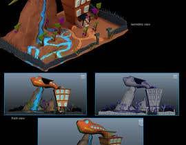 imranahmedashik tarafından 100+ isometric building designs for mobile city building game için no 32