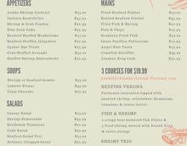 jaballifiras tarafından Design a menu card için no 19
