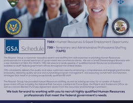 sha69won tarafından Design a flyer/one-pager/capabilities statement için no 14