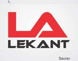 #200 for Design a Logo for Lekant af sauravsingh
