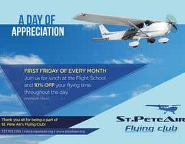 lukzzzz tarafından St. Pete Air Aviation Services Print Material için no 11