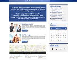 bellalbellal25 tarafından Design a Website Home & 2 Internal Pages için no 15