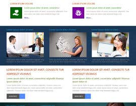 greenarrowinfo tarafından Design a Website Home & 2 Internal Pages için no 8