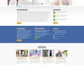 nikil02an tarafından Design a Website Home & 2 Internal Pages için no 20