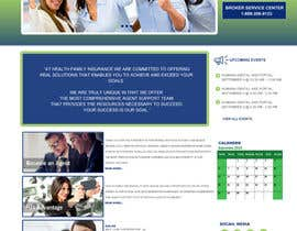 codegur tarafından Design a Website Home & 2 Internal Pages için no 14