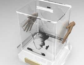 dennisDW tarafından Design a 3D CAD Design for an award için no 25
