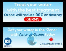 Prant0r tarafından Web Banner Design GIF Ozone Water Company için no 10