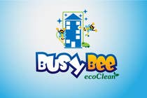 Graphic Design Contest Entry #313 for Logo Design for BusyBee Eco Clean. An environmentally friendly cleaning company