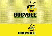 Graphic Design Contest Entry #305 for Logo Design for BusyBee Eco Clean. An environmentally friendly cleaning company