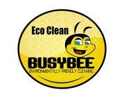 Graphic Design Contest Entry #310 for Logo Design for BusyBee Eco Clean. An environmentally friendly cleaning company