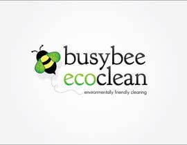#51 dla Logo Design for BusyBee Eco Clean. An environmentally friendly cleaning company przez jennfeaster