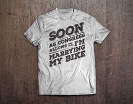 Tebraja tarafından Design a T-Shirt  -  Sport Motorcycle  Quote için no 15