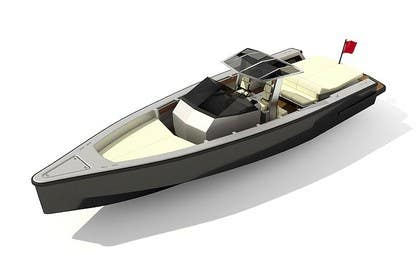 3D Modelling Contest Entry #18 for Concept Boat Design - 1 concept only