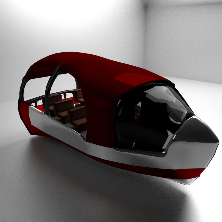 #5 for Concept Boat Design - 1 concept only by vviikkrraanntt