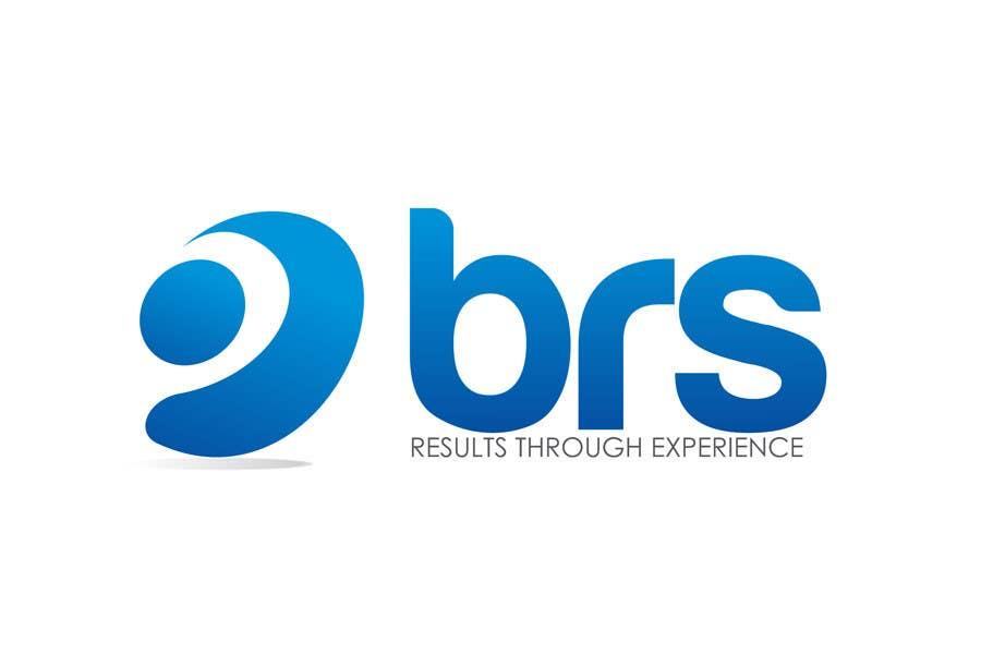 Kilpailutyö #446 kilpailussa Logo Design for BRS