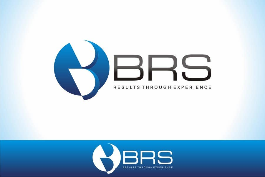 Kilpailutyö #423 kilpailussa Logo Design for BRS