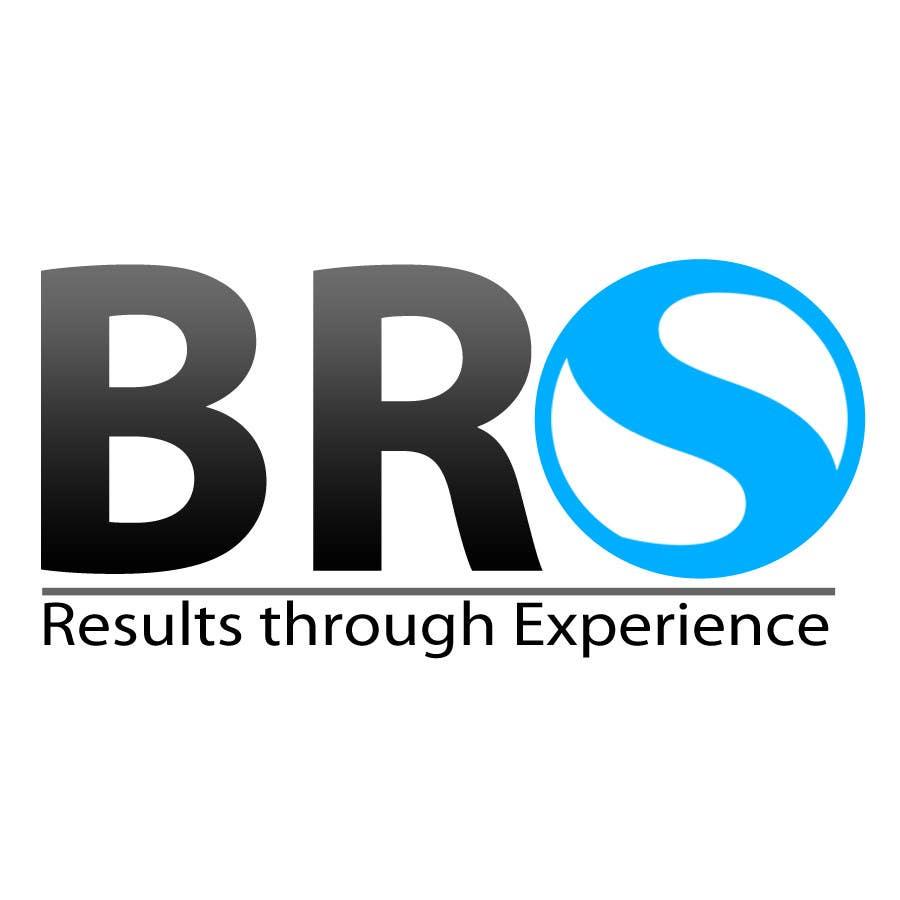 Kilpailutyö #356 kilpailussa Logo Design for BRS