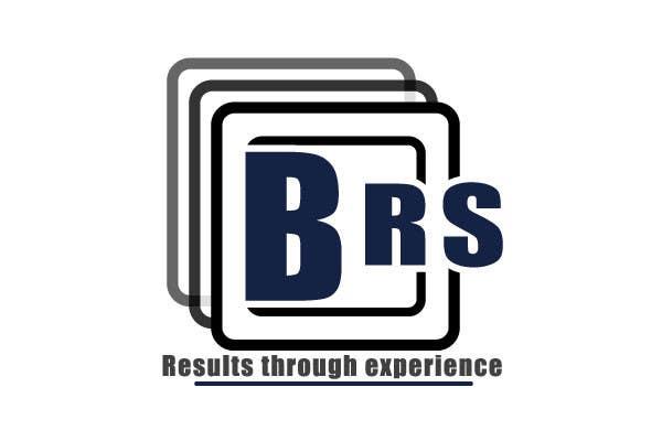 Kilpailutyö #353 kilpailussa Logo Design for BRS