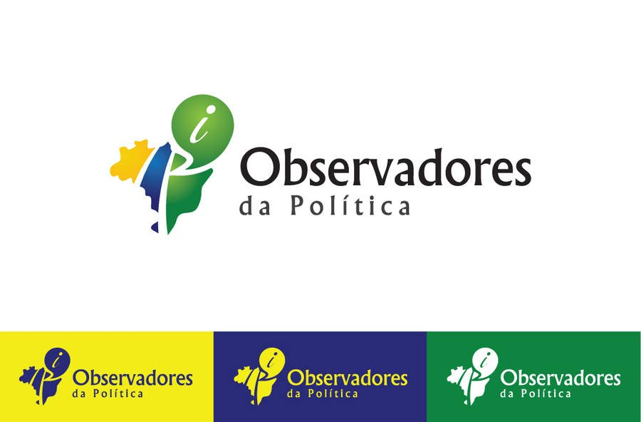 #204 for Projetar um Logo for Observadores da Política by graphstas