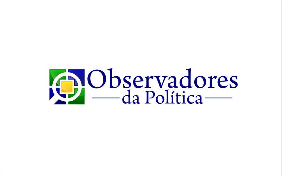 #33 for Projetar um Logo for Observadores da Política by taganherbord