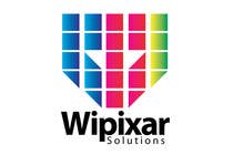 Graphic Design Entri Peraduan #104 for Wipixar Solutions Logo Design