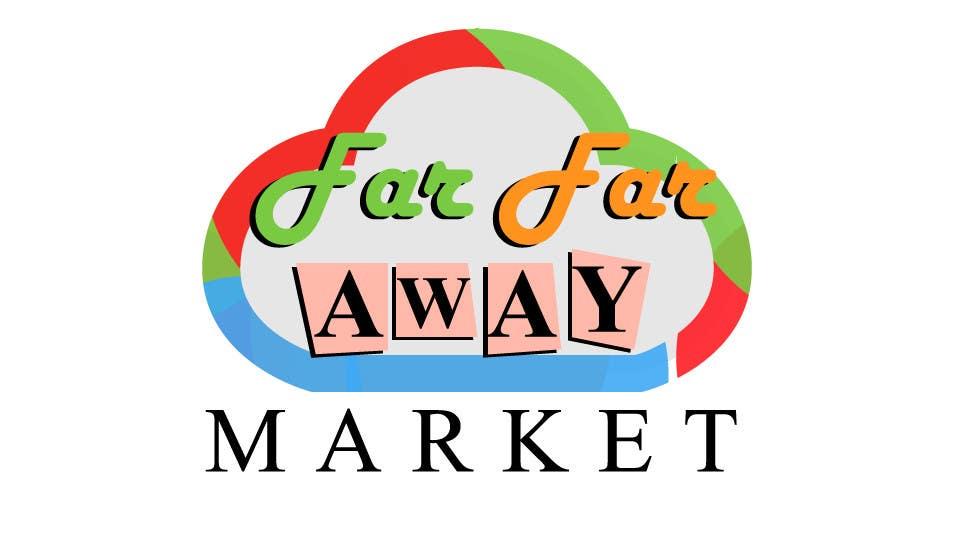 Inscrição nº 55 do Concurso para Design a Logo for Far Far Away Market