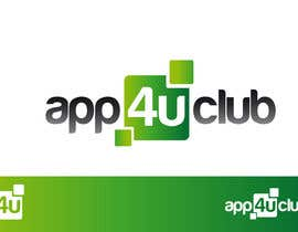 #24 cho Logo Design for App 4 u Club bởi Grupof5