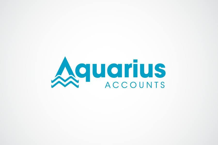 #140 for Design a Logo for Aquarius Accounts by BrandCreativ3
