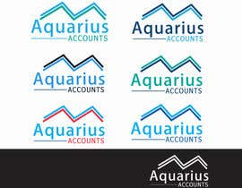 #149 untuk Design a Logo for Aquarius Accounts oleh pankaj86