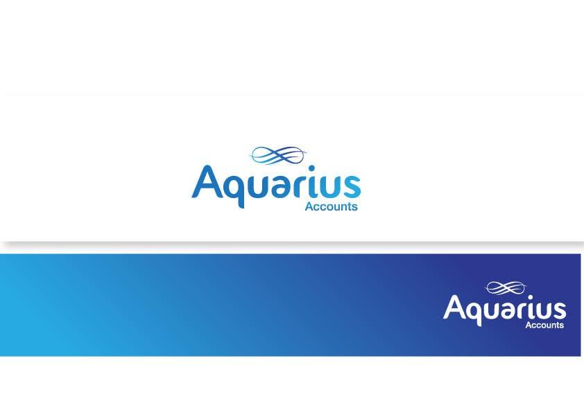 #105 for Design a Logo for Aquarius Accounts by creativeartist06