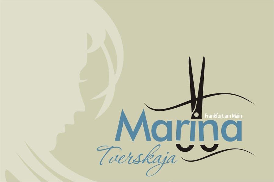 #181 for Logo for Hairdresser by ariekenola
