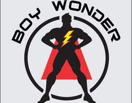 #147 para Design a Logo for boy wonder por lanangali