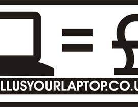 #54 untuk Logo Design for sellusyourlaptop.co.uk oleh sblanktriv