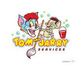 Contest Entry #13 for Design a Logo for Tom and Jarry Services - NB this logo must be based upon Tom and Jerry and include characters based on this. DO not submit unless this is done