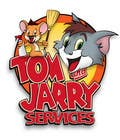 Contest Entry #35 for Design a Logo for Tom and Jarry Services - NB this logo must be based upon Tom and Jerry and include characters based on this. DO not submit unless this is done