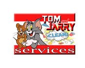 Contest Entry #31 for Design a Logo for Tom and Jarry Services - NB this logo must be based upon Tom and Jerry and include characters based on this. DO not submit unless this is done