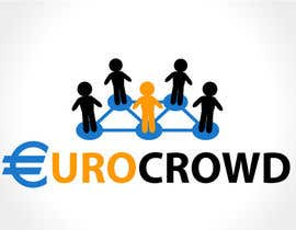 #64 for Design a logo for EUROCROWD af Stevieyuki
