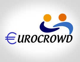 #60 for Design a logo for EUROCROWD af fasalbaba1