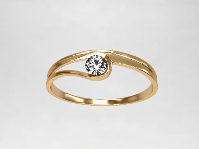 Entry 20 By Leona1314 For Design A Simple Yet Elegant Marriage Ring