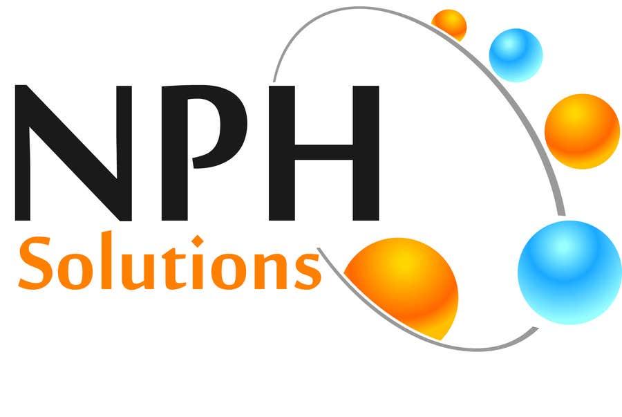Penyertaan Peraduan #88 untuk Design a Logo for NPH Solutions