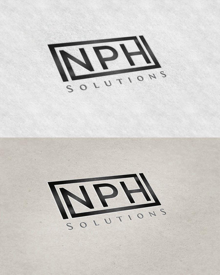 #63 for Design a Logo for NPH Solutions by weblocker