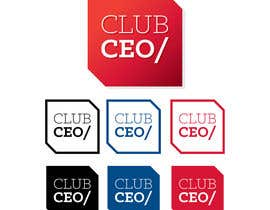 nº 76 pour Diseñar un logotipo for Club CEO par andaroberto
