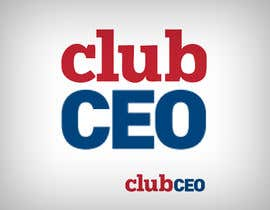 nº 74 pour Diseñar un logotipo for Club CEO par FacToraya