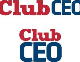 nº 8 pour Diseñar un logotipo for Club CEO par ricardobautista