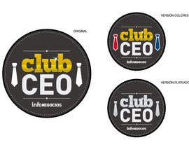 nº 69 pour Diseñar un logotipo for Club CEO par rdiaz7
