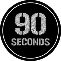 #182 for Design a Fresh Logo for 90 Seconds by madwks