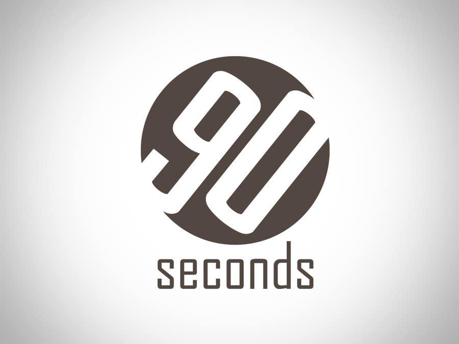 #28 for Design a Fresh Logo for 90 Seconds by estebanmuniz