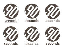 #98 para Design a Fresh Logo for 90 Seconds por estebanmuniz