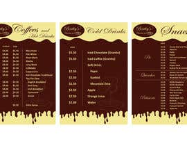 #46 para Graphic Design for Bentley's Chocolate Bar de Anmech