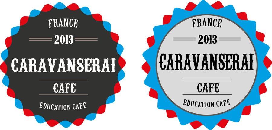 #1 for Design a Logo for Caravanserai café by kukuhsantoso86